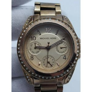 Michael Kors MK-5612 Rose Gold Watch